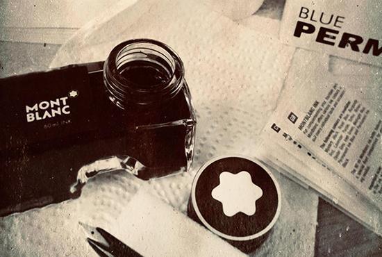 墨水选购指南 | 从经典墨水,墨水的参数,到如何挑选墨水