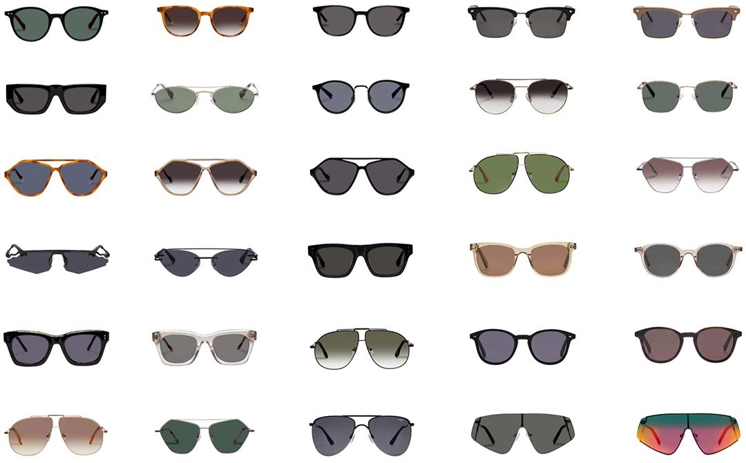Le specs太阳镜