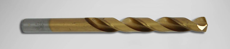 氮化钛涂层麻花钻