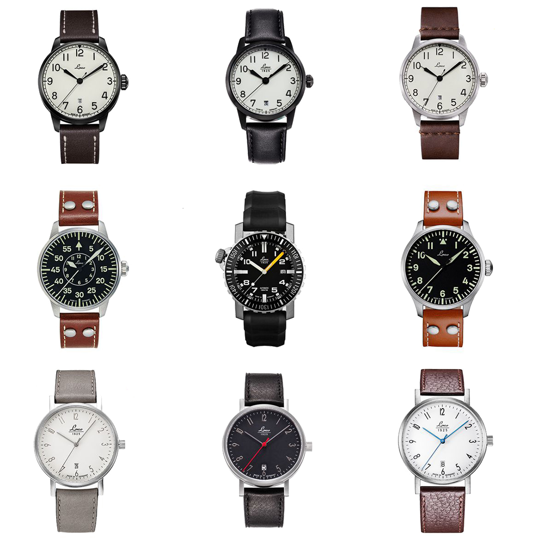 Laco手表