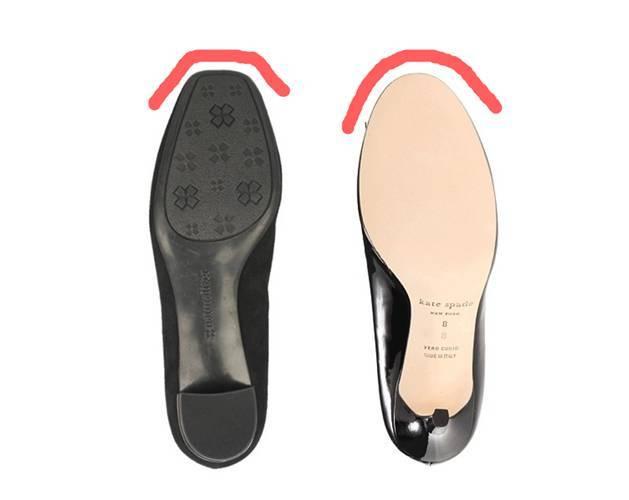 方头或者圆头鞋
