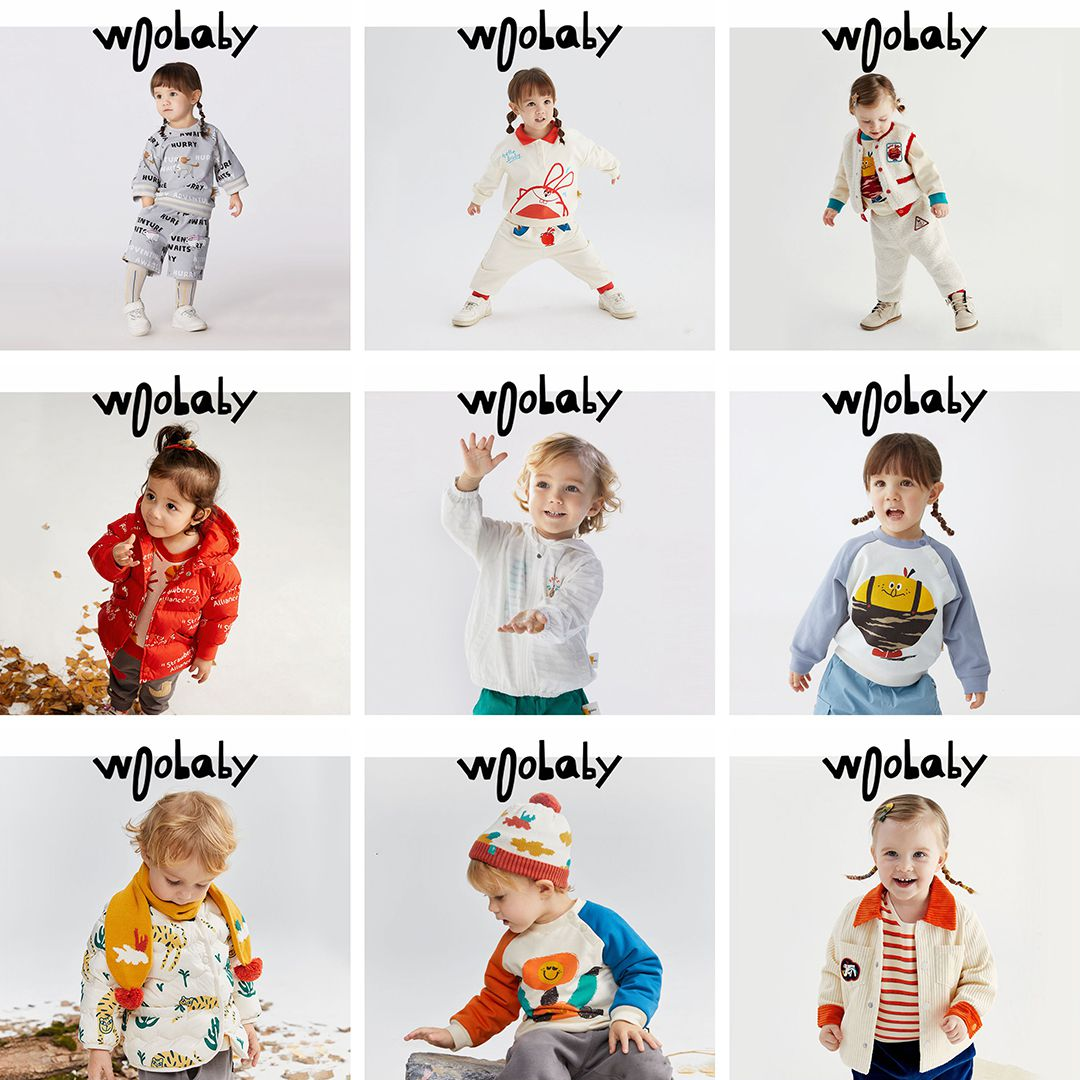 woobaby童装