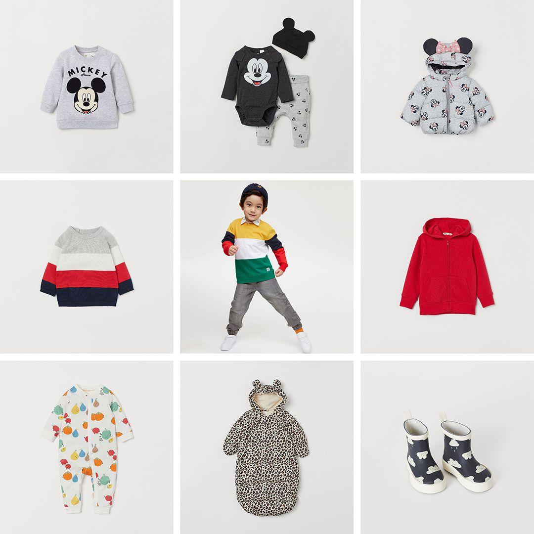 H&M童装