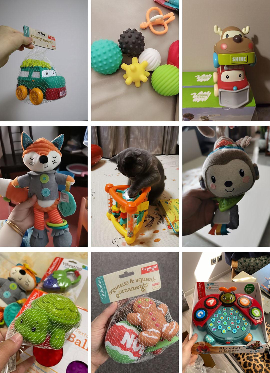 infantino STEM 玩具