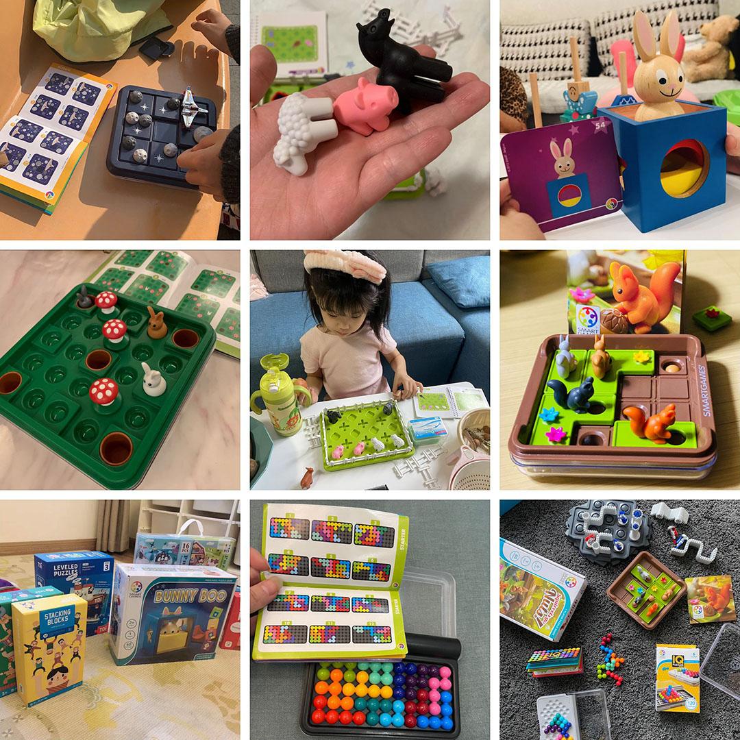 Smart Games STEM 玩具