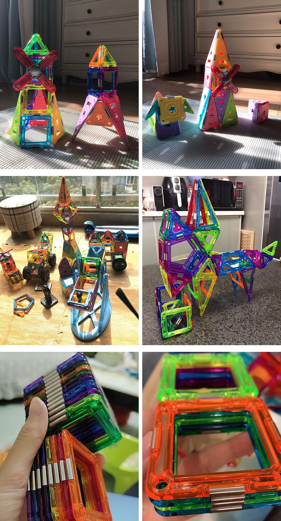 MagSpace STEM 玩具